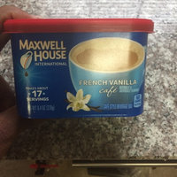 Maxwell House International Cafe French Vanilla uploaded by Debrian W.