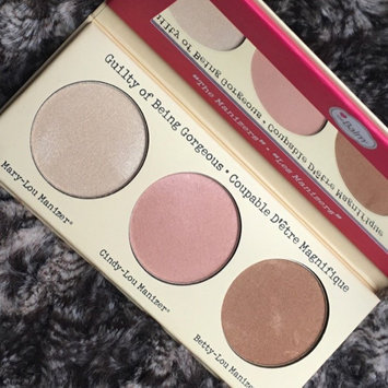 the Balm - the Manizer Sisters Luminizers Palette uploaded by Irma C.