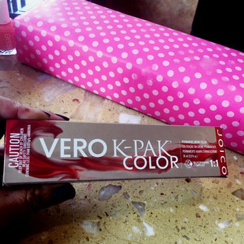 Photo of Joico Color Joico Vero K-Pak Color INRV (Red Violet Intensifier) uploaded by Luna G.