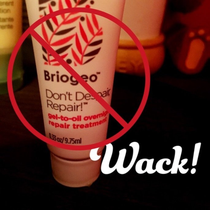 Briogeo Don't Despair, Repair! Gel-to-Oil Overnight Repair Treatment uploaded by Angela N.