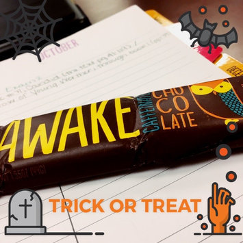 Photo of AWAKE Caffeinated Chocolate bar uploaded by Sarah H.