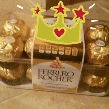 Ferrero Rocher Fine Hazelnut Chocolates Candy, 16 count uploaded by Cristian R.