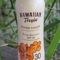 Hawaiian Tropic Sheer Touch Continuous Spray Sunblock uploaded by member-380827e3c