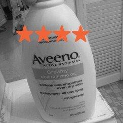 Photo of Aveeno Creamy Moisturizing Oil uploaded by Lorin E.