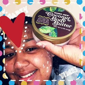 Photo of Trader Joe's Coconut Body Butter uploaded by Christina S.