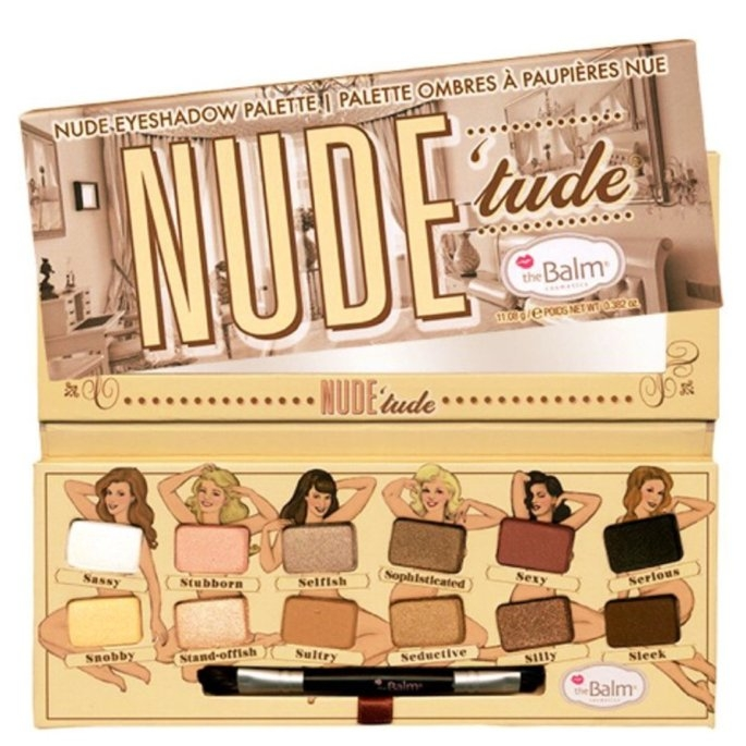 Thebalm the Balm Nude Dude Palette uploaded by Marieli C.