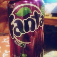 Fanta Grape Soda uploaded by Cristina K.