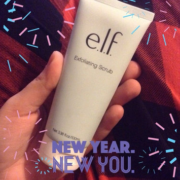 Photo of e.l.f. Exfoliating Scrub uploaded by Megan J.