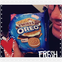 Nabisco Oreo Sandwich Cookies S'mores uploaded by Steph R.