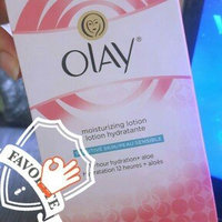 Olay Moisturizing Lotion for Sensitive Skin uploaded by Estefania P.