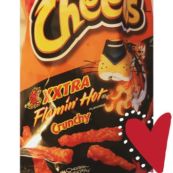 CHEETOS® Crunchy XXTRA FLAMIN' HOT® Cheese Flavored Snacks uploaded by Eleanor L.