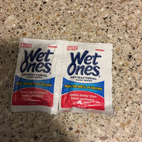 Wet Ones Antibacterial Hands & Face Wipes uploaded by Jenna L.