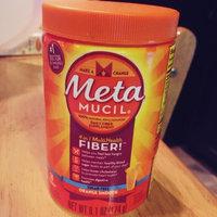 Metamucil Multi-Health Fiber Powder Orange Smooth uploaded by BIA R.