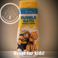 Despicable Me Minions 3 in 1 Body Wash, Banana & Strawberry, 14 fl oz uploaded by Jazmin C.