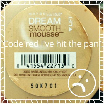 Maybelline Dream Smooth Mousse Foundation uploaded by Regina S.
