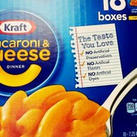 Kraft Macaroni and Cheese Original uploaded by Kaitlyn K.