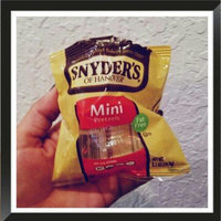 Synder's of Hanover Nibblers Roasted Garlic & Herb uploaded by Angely S.