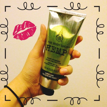 Photo of THE BODY SHOP® Hemp Hand Protector uploaded by Crystal L.