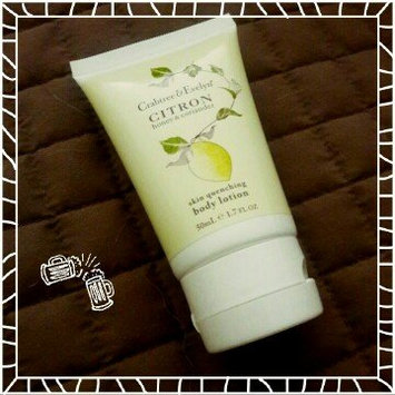 Photo of Crabtree & Evelyn Citron Body Lotion (50ml) uploaded by Ashley L.