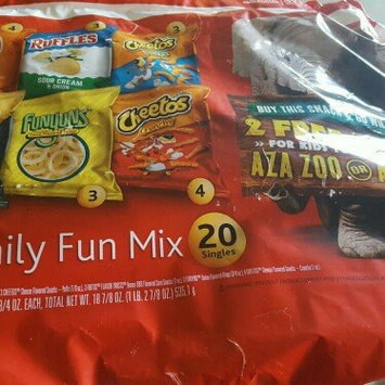 Frito-Lay® Family Fun Mix Variety Pack 20 ct Bags uploaded by Miranda C.