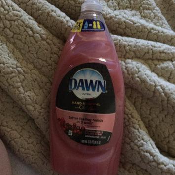 Dawn Plus Ultra Concentrated Hand Renewal Dishwashing Liquid uploaded by Maria N.