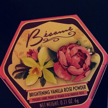 Photo of Besame Cosmetics Brightening Face Powder uploaded by Alyssa H.