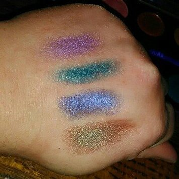Urban Decay Afterdark Eyeshadow Palette uploaded by Jessica V.