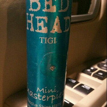 Photo of Bed Head Masterpiece™ Massive Shine Spray uploaded by Ramona A.