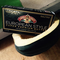 Land O'lakes European Style Super Premium Sweet Cream Salted Butter uploaded by Amber P.