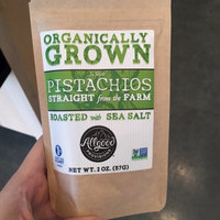 Allgood Provisions Organic Pistachios - 2oz uploaded by Morgan R.