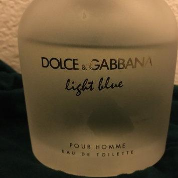Dolce & Gabbana Light Blue Pour Homme uploaded by Cassandra G.