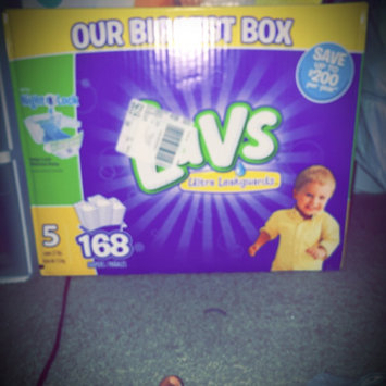 Photo of Luvs Diapers with Ultra Leakguards uploaded by Angie Y.