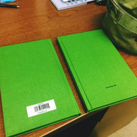 Accounting Book, 5 1/2in. x 8in, 192 Pages uploaded by Derek P.
