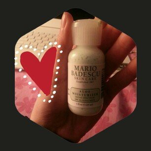 Photo of Mario Badescu Aloe Moisturizer SPF 15, 2 oz uploaded by Safia M.