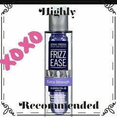 John Frieda® Frizz Ease® Beyond Smooth™ Frizz-Immunity Primer uploaded by Ibett D.