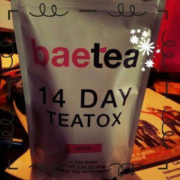 Photo of Baetea 14 Day Teatox uploaded by ashley w.