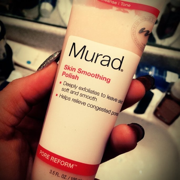 Murad Pore Reform(TM) Skin Smoothing Polish 3.5 oz uploaded by Ashley G.