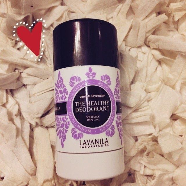 Lavanila Laboratories The Healthy Deodorant uploaded by Lauren C.
