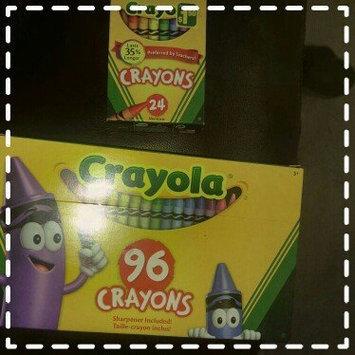 Photo of Crayola Crayons uploaded by Rachel P.