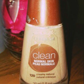 COVERGIRL Clean Normal Liquid Makeup uploaded by Ashley S.