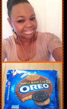 Oreo Reese's Peanut Butter Cup Sandwich Cookies uploaded by Melanie W.
