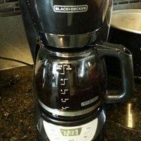 Black & Decker 12-Cup Programmable Coffeemaker uploaded by Dawn M.