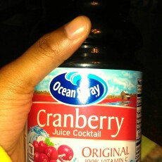 Ocean Spray Cranberry Juice Cocktail from Concentrate uploaded by Jahmela S.