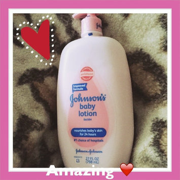 Johnson's Baby Lotion Vanilla Oatmeal uploaded by Gissell G.