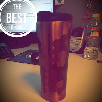 Photo of Starbucks® Skinny Caramel Macchiato Chilled Espresso Beverage 40 fl. oz. Bottle uploaded by Kayla K.