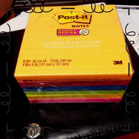 3M Post-it Super Sticky Lined Note Pads uploaded by Jordan A.