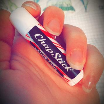 Photo of ChapStick® Candy Cane Lip Balm uploaded by Becca G.