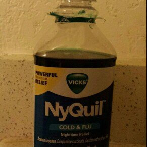 ZzzQuil Nighttime Sleep-Aid Liquid, Warming Berry uploaded by Susan M.