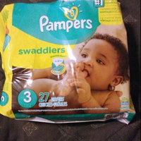 Pampers Swaddlers Diapers  uploaded by Tiana N.
