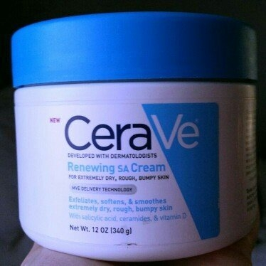 CeraVe SA Renewing Cream uploaded by Kelsey S.